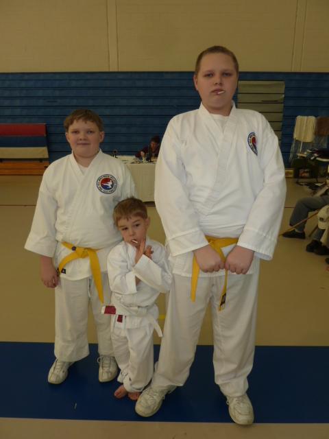 Matt,Curtis and Chris