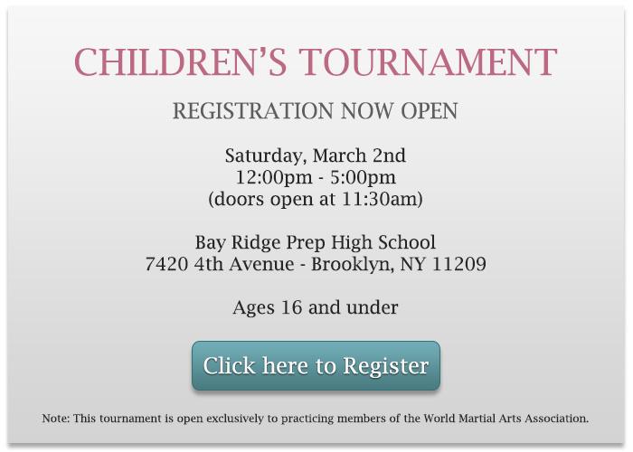 Children's Tournament