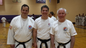 Chris DePrado, Rocco Lombardo, Michael T. Dealy