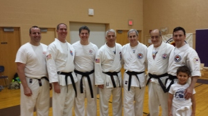 Approximately 210 years of Martial Arts experience- Gilboa, NY